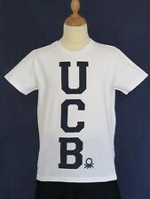 Superbe T-Shirt blanc BENETTON - Comme Neuf - Taille : 11/12 ans