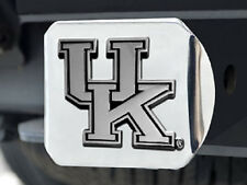 """Kentucky Wildcats Heavy Metal Trailer Hitch Cover [NEW] Car Auto Truck 2"""" CDG"""