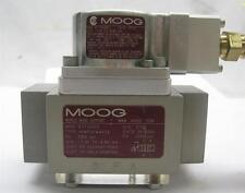 Rebuilt Moog G771K203 Servo Valve  1 Year Warranty