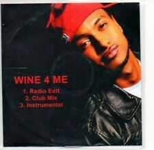 (AC90) Oz'iah feat. Doctor, Wine 4 Me - DJ CD