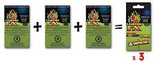 Mystical Fire Powder / Crystals - Campfire FX: 9 Uses - Creates a Magical Fire!