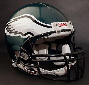 DONOVAN McNABB Edition PHILADELPHIA EAGLES Riddell AUTHENTIC Football Helmet NFL