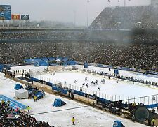 2008 WINTER CLASSIC 8x10 PHOTO FILE PHOTO