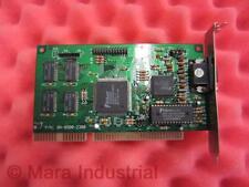 Mitsuba BN-8900-2300 BN89002300 Video Card Rev. F Missing Screw - Used