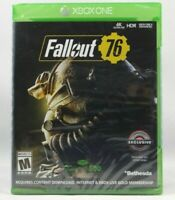 Fallout 76: Xbox One NEW Factory Sealed