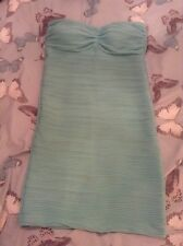 STRAPLESS SUMMER PARTY DRESS, HARDLY WORN, SIZE 8-10