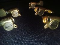 Charvel Gold Tuner           1990s          3 per side  sold individually