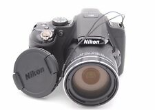 NIKON COOLPIX P600 16MP 60x Zoom 3''Screen Digital Camera BLACK