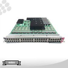 Ws-X6548-Ge-45Af Cisco Catalyst 6500 Series Enhanced 48P Gigabit Ethernet Module