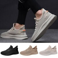 Mens Womens Pumps Trainers Fitness Running Gym Casual Sneakers Shoes Mesh Sport
