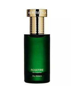 ROSEFIRE by Hermetica EDP SPRAY 50ML 1.7OZ  NEW IN BOX