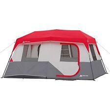 8-Person Instant Tent Ozark Trail 13' x 9' x 72
