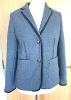 Per Una Ladies Jacket 14 Blazer Smart Casual Winter Everyday Work Pockets