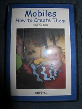 Mobiles How To Create Them - Dvd - Timothy Rose - Crystal Productions