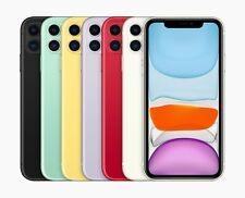 Apple iPhone 11 128/256 GB Unlocked  Black,Green,Red,White,Purple