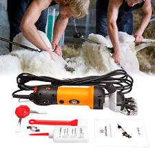 380W Tondeuse Animal Electrique Moutons Toilettage Tonte Animaux Alpaga Laine