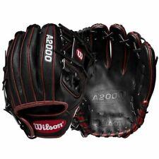 """Wilson A2000 11.5"""" DP15 SuperSkin Baseball Glove - WTA20RB20DP15SS 2020"""