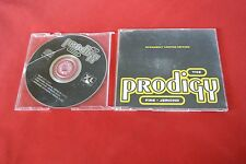The Prodigy Fire Jericho Maxi Single Import England Stangely Limited Ed CD