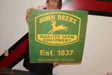Large John Deere Quality Farm Equipment Tractor Gas Oil 24