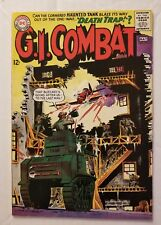 G.I. COMBAT #111 (DC COMICS 1965) HAUNTED TANK! CLASSIC DC WAR COMICS!