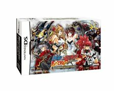 Infinite Frontier EXCEED Super Robot Taisen OG Saga Nintendo DS Limited Edi