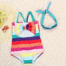 Abbigliamento da mare e piscina senza marca per bambine dai 2 ai 16 anni poliestere