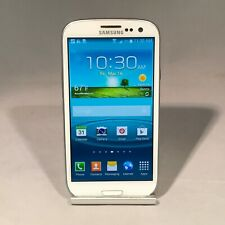 Samsung Galaxy S3 16GB Marble White TracFone -  Good Condition