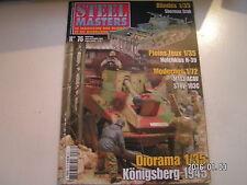 *** Revue Steel Masters n°76 Blitzkrieg en Cisjordanie / Sherman Crab
