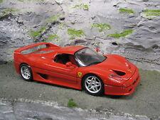 Bburago Ferrari F50 1995 1:18 Red