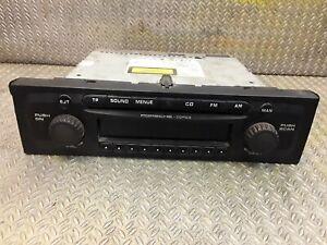 PORSCHE Cayena Unidad Principal CD Reproductor Audio Para Mk1 9PA OEM 7L5035186E