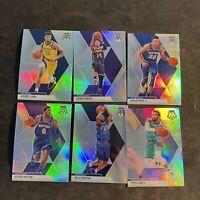 (6) 2019-20 Panini Mosaic Danny Green Silver Prizm Card Lot