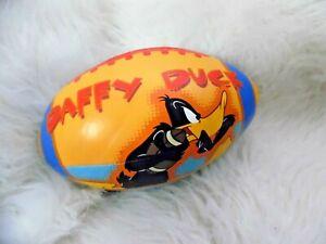 Vintage Daffy Duck Football