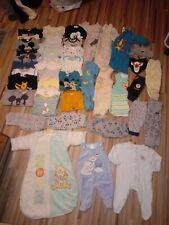 Baby Junge Bekleidungspaket Erstausstattung Boy Gr.56-68 Micky Pooh Disney