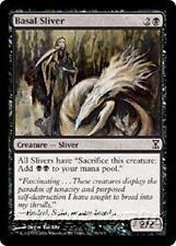 BASAL SLIVER Time Spiral MTG Black Creature — Sliver Com