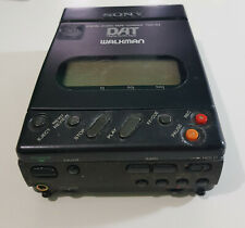 SONY  DIGITAL AUDIO TAPE-CODER TCD-D3