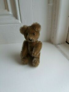 Schuco Janus Miniature Two Faced Bear - Excellent condition.