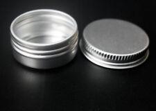 5pcs small round tin box/metal box for cosmetics Sample 10G 0.35OZ