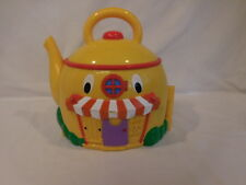 MATTEL DISNEY ROLIE POLIE OLIE TEAPOT HOUSE PLAYSET House only