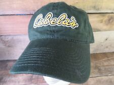 CABELA'S Outdoor Hunting Fishing Camping Adjustable Baseball Adult Hat Cap