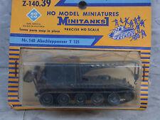 Roco / Herpa Minitanks (NEW) Modern US T-121 Tank Recovery Vehicle Lot #1152