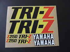 1985 YAMAHA TRI-Z 250 FENDER SHROUD DECALS GRAPHICS