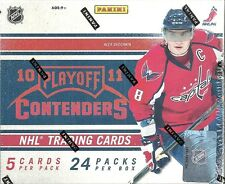 2010-11 Playoff Contenders Factory Sealed Hockey Hobby Box  Taylor Hall AUTO RC?