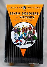 DC Comics Archives Edition Vol. 3 Seven Soldiers Graphic Novel New  Cellophane