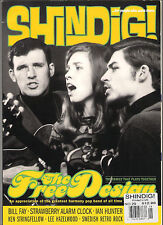 SHINDIG! UK No. 29 The FREE DESIGN Bill Fay IAN HUNTER Strawberry Alarm Clock