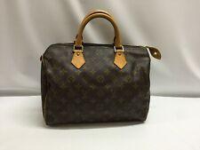 """Auth Louis Vuitton Monogram Speedy 30 Hand Bag Vintage 9C130310n"""""""