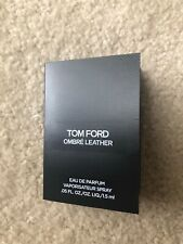 Tom Ford Ombre Leather eau de parfum.05 fl. oz sample spray. New!!!!!!
