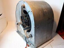 Oil Furnace Blower Motor Amp Fan Housing Assembly 15hp Ac Motor Tested