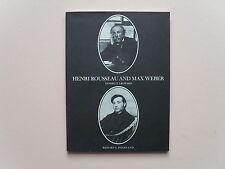 Henri Rousseau and Max Weber by Sandra Leonard - 1st ed.,1970