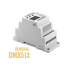 DC5-24V DMX512 Constant Voltage Decoder Output Current 4-channel Dimmable PWM