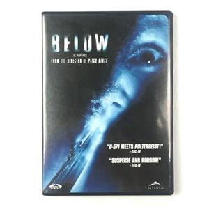 Below Region 1 DVD Allaince Atlantis